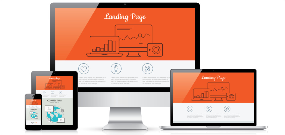 craft the perfect landing page